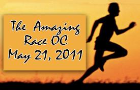 Amazing Race Orange County