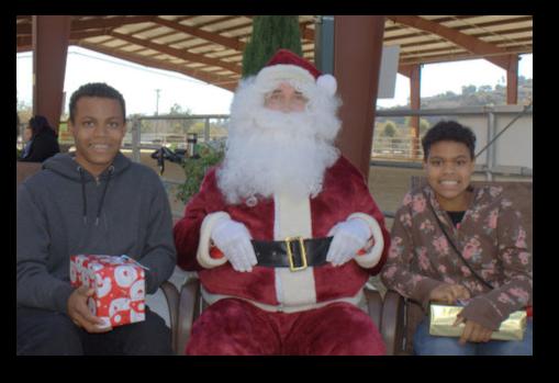 Camp to Belong Orange County Sibling Reunion